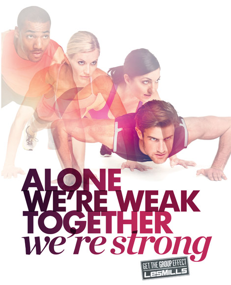 Together we are strong!